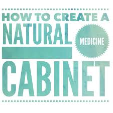Natural Health Cabinet
